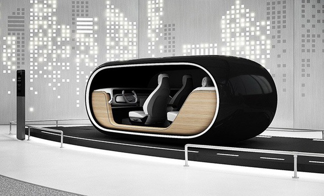 KIA READ concept - Mẫu xe biết vui buồn cùng người lái - Ảnh 3.