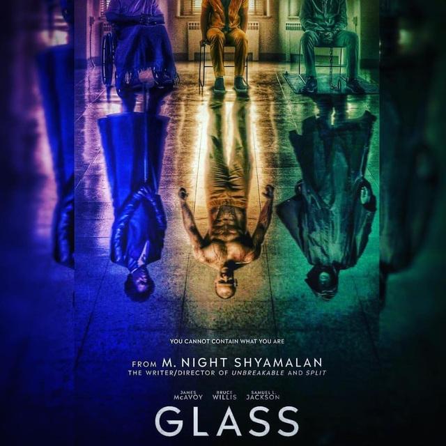 Sau một năm 2018 tràn ngập siêu anh hùng trên màn ảnh, thì mở đầu của năm 2019 là thế giới của những quái nhân được khắc họa từ bàn tay đạo diễn M. Night Shyamalan.