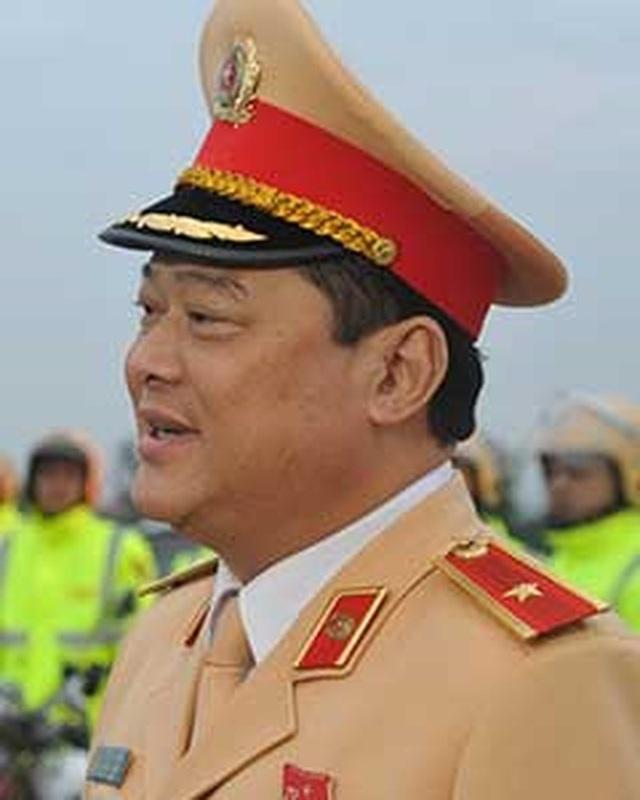 Thiếu tướng LÊ XUÂN ĐỨC