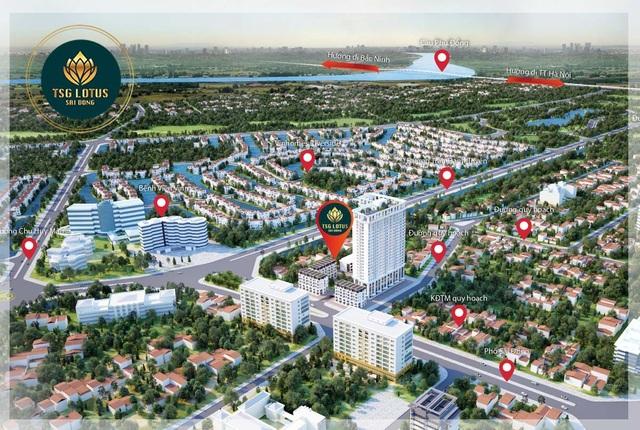 Sắp lộ diện dự án siêu HOT tại Long Biên - Ảnh 2.