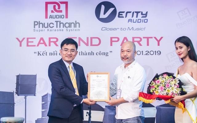Phúc Thanh Audio là nhà phân phối độc quyền Verity Audio tại Việt Nam - Ảnh 1.