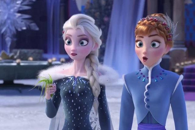 """Với 1,276 tỷ USD, Frozen nằm trong top những bộ phim có doanh thu khủng nhất mọi thời đại. Nhờ câu chuyện cảm động về tình cảm chị em, đồ họa tuyệt đẹp và bài nhạc phim """"Let it go"""" xuất sắc, phần thứ hai của Frozen hy vọng thừa hưởng thành công của người đi trước và là bộ phim được mong đợi nhất dịp lễ Tạ ơn năm nay."""