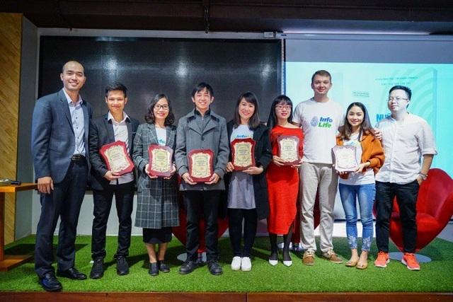 Alexander Zubarev nhà sáng lập sinh trắc vân tay Infolife có mặt tại Việt Nam - Ảnh 3.