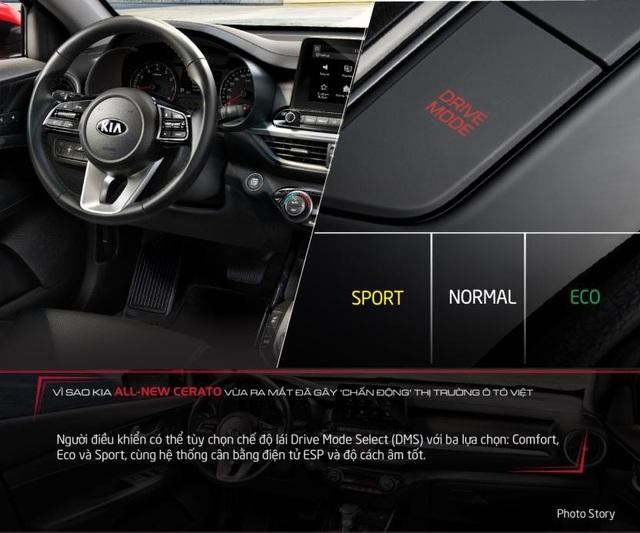 Kia All New Cerato hứa hẹn chiếm vị trí hàng đầu phân khúc C-Sedan