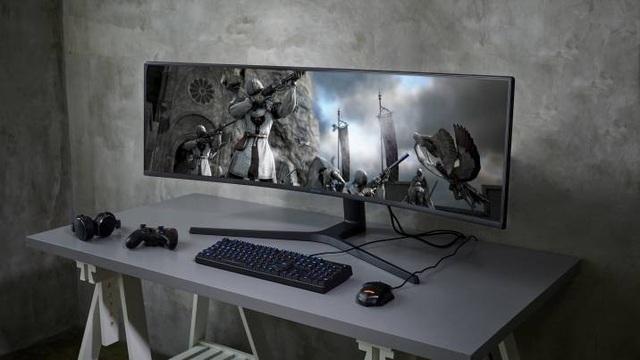Samsung trình làng thế hệ màn hình máy tính độc đáo tại CES 2019 - 4