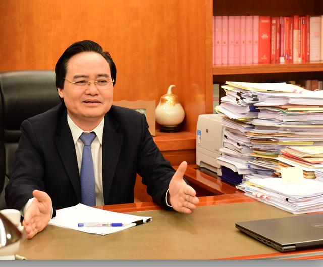 Bộ trưởng Phùng Xuân Nhạ: Tôi không chùn bước - Ảnh 5.