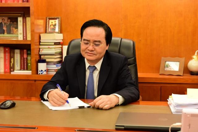 Bộ trưởng Phùng Xuân Nhạ: Tôi không chùn bước - Ảnh 4.