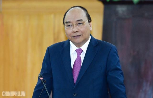 Thủ tướng yêu cầu tỉnh Thừa Thiên - Huế tiếp tục tập trung chăm lo Tết cho người nghèo, gia đình chính sách, hộ bị ảnh hưởng bởi thiên tai, vùng cao, vùng sâu