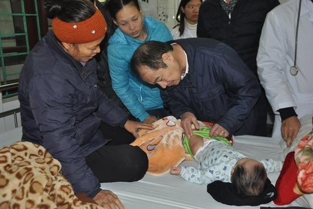 Hà Nội: 11 trẻ em phản ứng sau tiêm vắc xin ComBE FIVE - Ảnh 1.