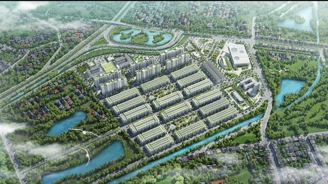 Him Lam Green Park là khu đô thị hoàn chỉnh bậc nhất tại Bắc Ninh
