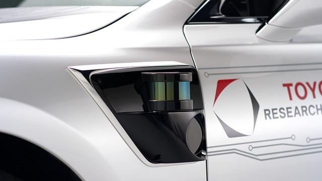 Toyota hân hoan giới thiệu thành tựu mới cho xe tự lái: Cốp rộng hơn - Ảnh 6.