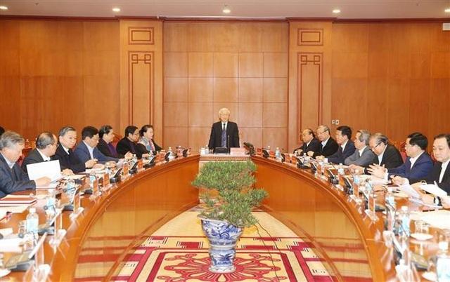 Tổng Bí thư: Quân ủy Trung ương cần xử lý quyết liệt tiêu cực trong sử dụng đất quốc phòng - 2