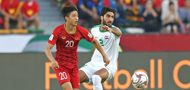 Việt Nam 2-3 Iraq: Thất bại đáng tiếc - Ảnh 9.