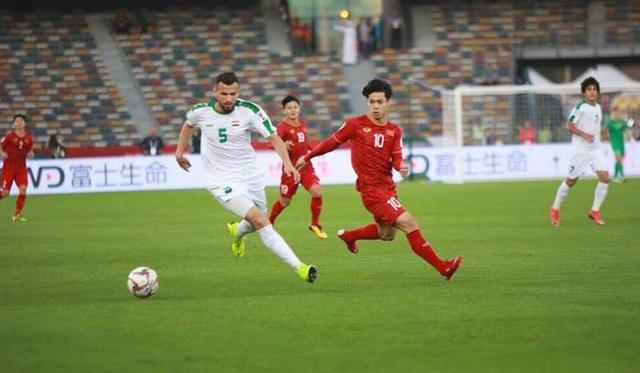 Việt Nam 2-3 Iraq: Thất bại đáng tiếc - Ảnh 14.