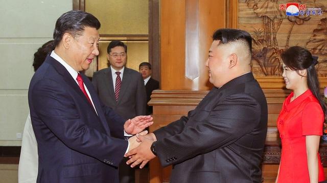 Thông điệp cảnh báo Mỹ của ông Kim Jong-un khi thăm Trung Quốc - Ảnh 2.
