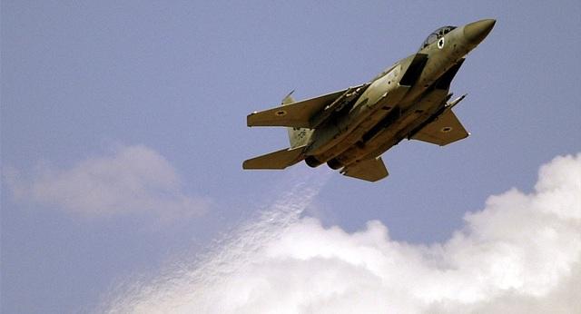Máy bay chiến đấu Israel bung nắp buồng lái ở độ cao hơn 9.000m - Ảnh 2.