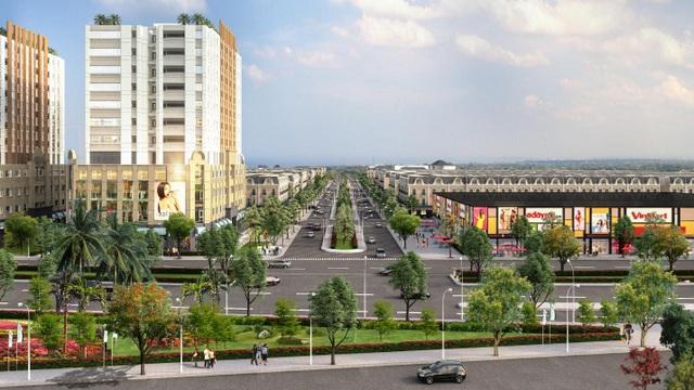 Uông Bí New City đột phá giá trị gia tăng nhờ quy hoạch mới - Ảnh 1.