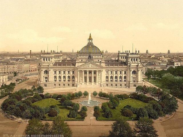 Các thành phố lớn trên thế giới thay đổi thế nào trong 100 năm qua? - 11