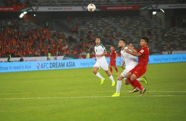Việt Nam 2-3 Iraq: Thất bại đáng tiếc - Ảnh 3.
