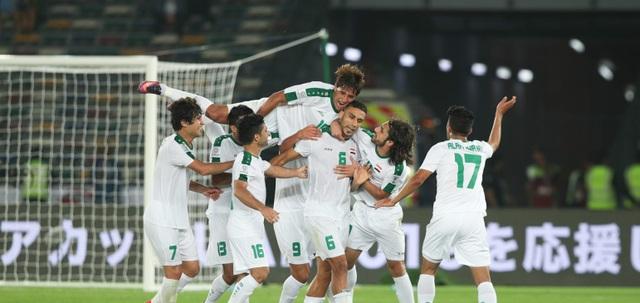 Đội tuyển Việt Nam thua ngược Iraq và đẳng cấp của sân chơi châu Á - Ảnh 3.