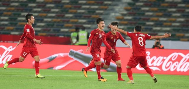 Đội tuyển Việt Nam cần điều kiện gì để đi tiếp ở Asian Cup 2019? - Ảnh 2.