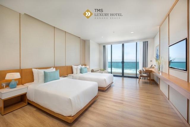 Khám phá căn hộ khách sạn dịch vụ  6 sao ấn tượng nhất thành phố biển - Ảnh 1.