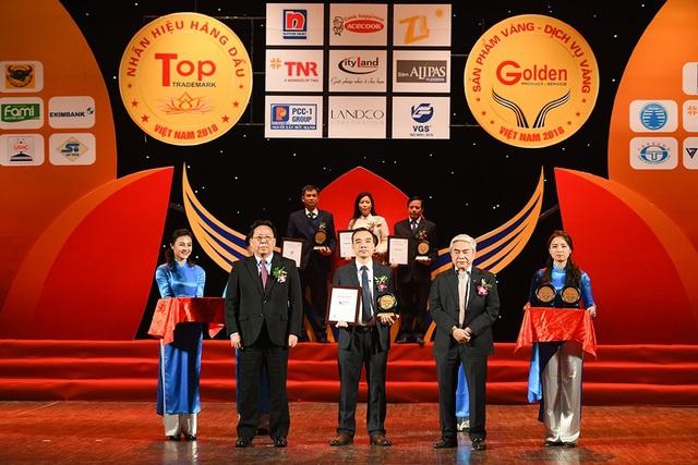 CityLand được vinh danh top 20 nhãn hiệu hàng đầu Việt Nam - Ảnh 1.