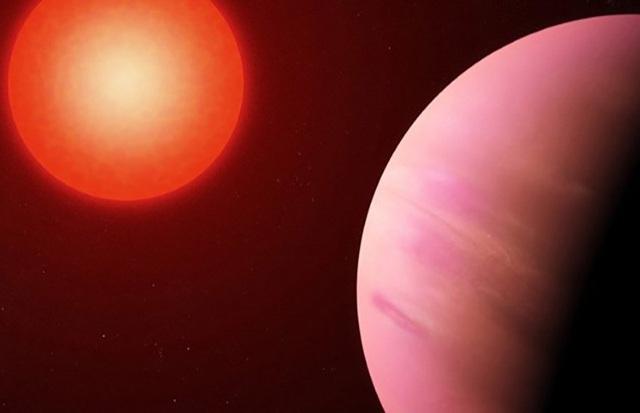 Phát hiện hành tinh lớn gấp hai lần Trái Đất có thể chứa nước - Ảnh 1.