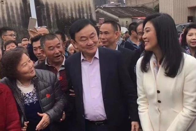 Hồ sơ công ty ở Trung Quốc vô tình tiết lộ cuộc trốn chạy của bà Yingluck - Ảnh 1.