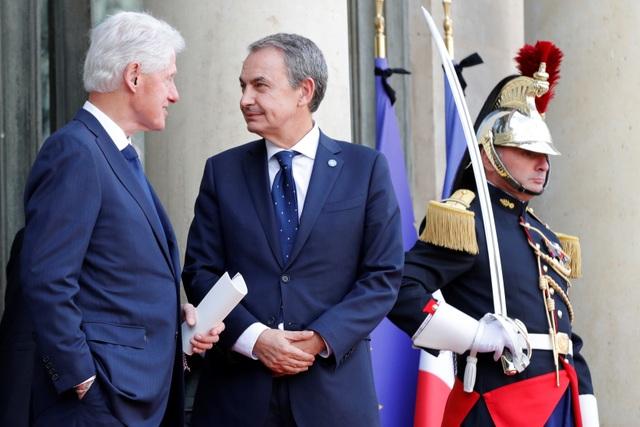 Lãnh đạo thế giới tiễn biệt cố Tổng thống Pháp Jacques Chirac - 3
