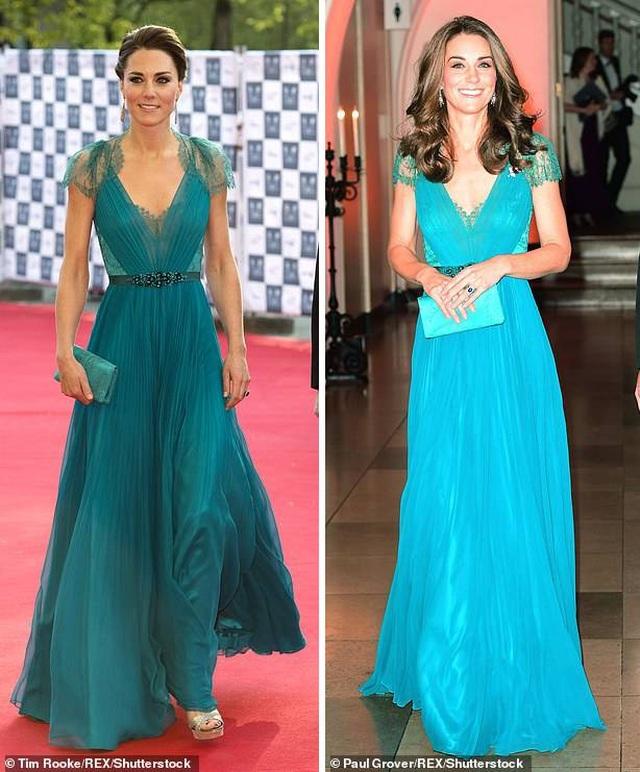 """Những người đẹp vẫn mặc vừa """"chiếc váy thanh xuân"""" sau vài thập kỷ - 7"""