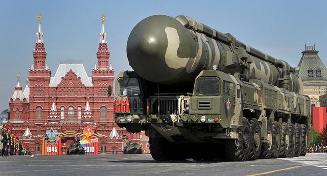 """Nga bắn siêu tên lửa """"nắm đấm thép"""" tiêu diệt mục tiêu cách 5.500 km - 1"""