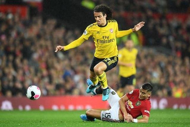 Man Utd 1-1 Arsenal: Chia điểm, chia thất vọng - 15