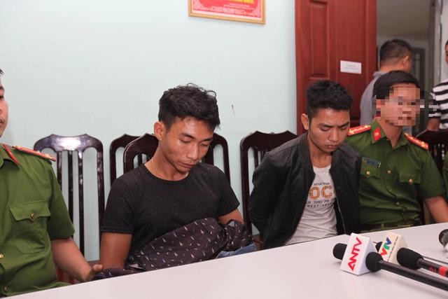 Di lý 2 nghi phạm sát hại nam sinh chạy Grab về tới Hà Nội  - 3