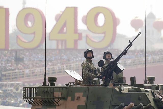 15.000 binh sĩ Trung Quốc duyệt binh mừng 70 năm Quốc khánh - 17