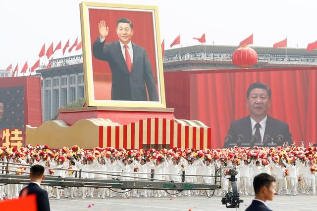 15.000 binh sĩ Trung Quốc duyệt binh mừng 70 năm Quốc khánh - 5