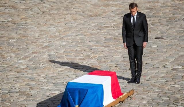 Lãnh đạo thế giới tiễn biệt cố Tổng thống Pháp Jacques Chirac - 2