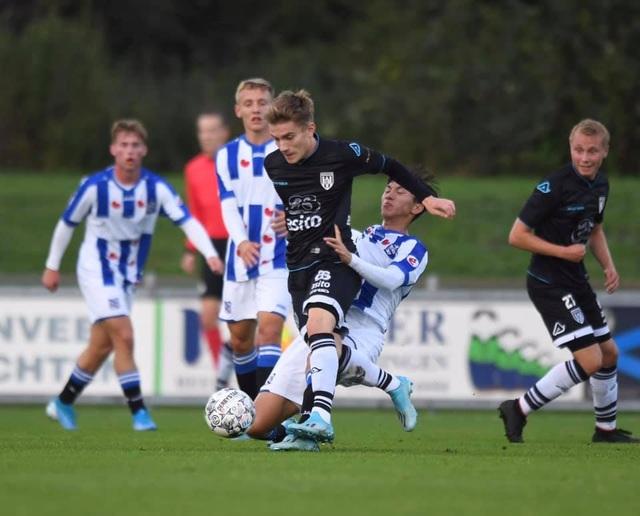 Văn Hậu đá chính, đội trẻ Heerenveen hòa trận thứ 2 liên tiếp - 2
