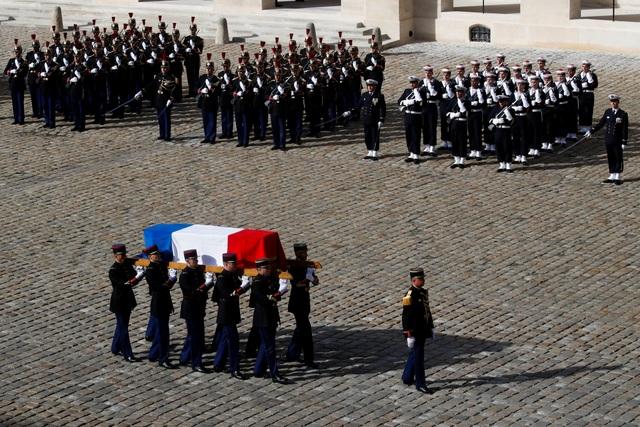 Lãnh đạo thế giới tiễn biệt cố Tổng thống Pháp Jacques Chirac - 4