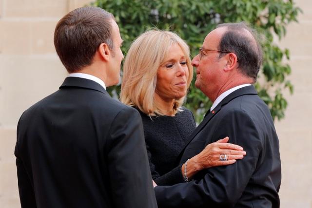 Lãnh đạo thế giới tiễn biệt cố Tổng thống Pháp Jacques Chirac - 7
