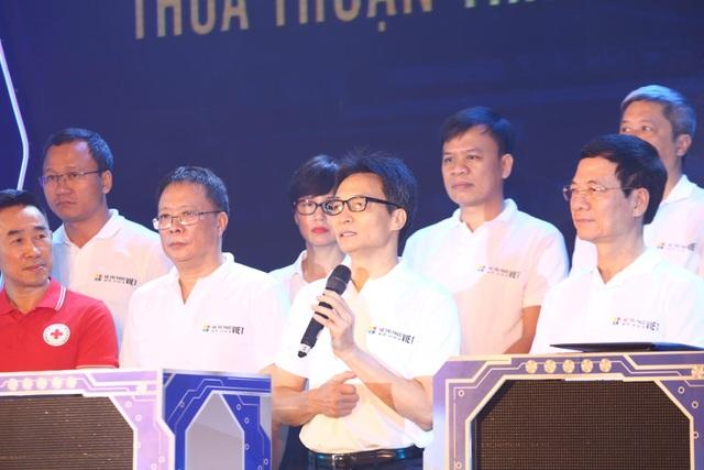 Chính thức ra mắt Bản đồ số Việt Nam - 2