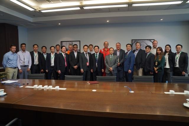 PV Drilling ký kết Hợp đồng cung cấp giàn khoan tại Brunei - 4