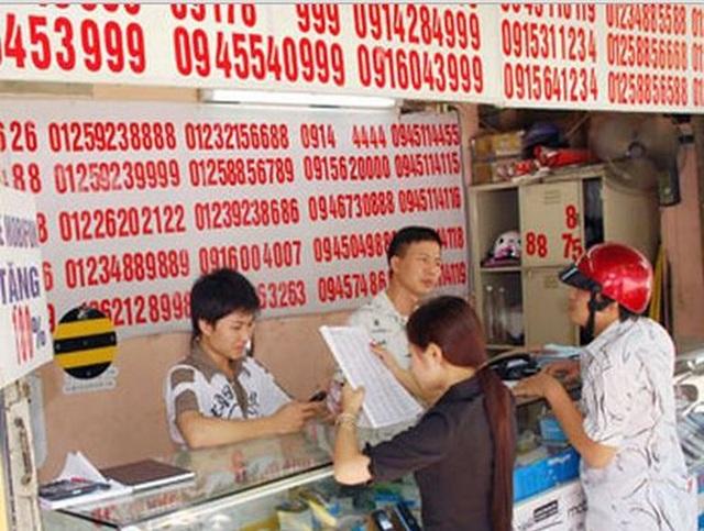 Bộ TTTT mở đợt thanh tra diện rộng SIM rác của các nhà mạng - 1
