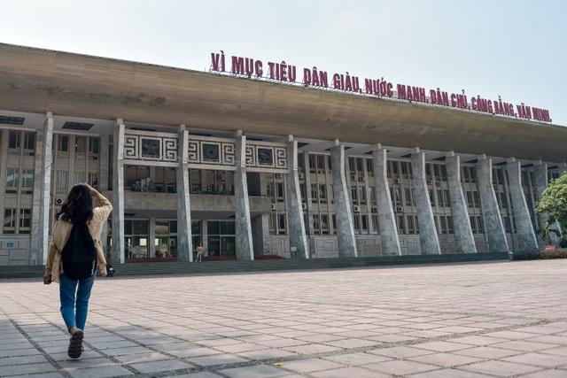 Những công trình mang dấu ấn tình hữu nghị Việt-Xô trong lòng Hà Nội - 7