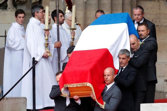 Lãnh đạo thế giới tiễn biệt cố Tổng thống Pháp Jacques Chirac - 1