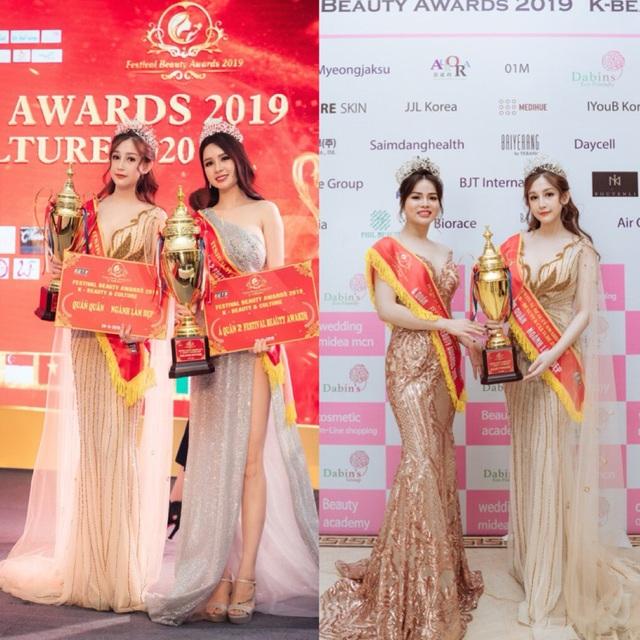 Doanh nhân Sophie Lê Trang dành cú đúp giải thưởng tại Festival Beauty Awards 2019 - 1