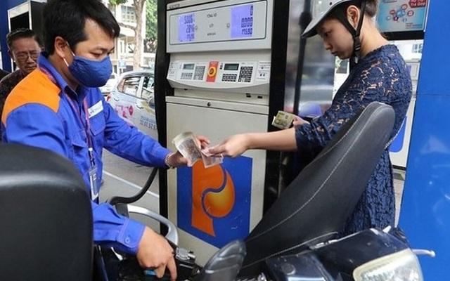 Giá xăng dầu đồng loạt tăng mạnh từ 18h00 chiều nay - 1