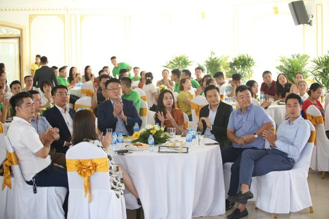Sôi động lễ ra mắt dự án Green Homes - 1