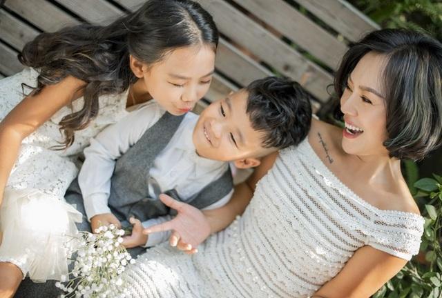 """Thái Thùy Linh: """"Tôi đã bước qua giai đoạn khủng hoảng sau hôn nhân"""" - 2"""