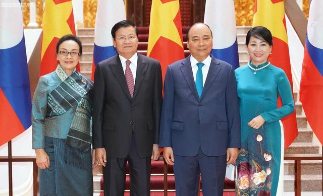Thủ tướng Việt - Lào hội đàm: Khẳng định tầm quan trọng của hoà bình trên Biển Đông! - 1